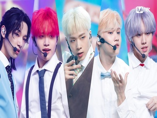 'SUMMER SPECIAL STAGE' 'MCND'의 'Dynamite (원곡 - 방탄소년단)' 무대