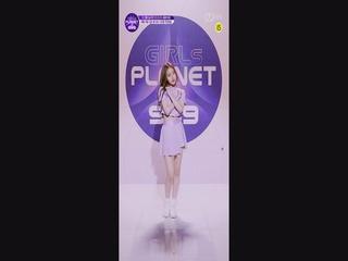 [999스페셜] K-GROUP I 김수연 @시그널송 'O.O.O' 세로캠
