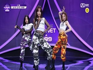 [1회/풀버전] K그룹 '슈팅~스타' ♬POP/STARS - K/DA @플래닛 탐색전