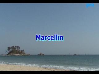 마르슬랭 (Marcellin) - [Summer Hours] 'Island' Lyric Video