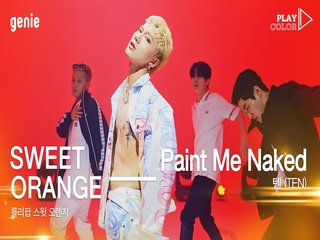 [PLAY COLOR] TEN 텐 - Paint Me Naked