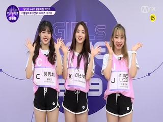 [999 CELL PR] J 히야조 나고미 & K 이선우 & C 풍윙치