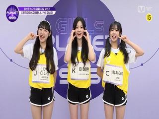 [999 CELL PR] J 나가이 마나미 & K 이혜원 & C 량지아오