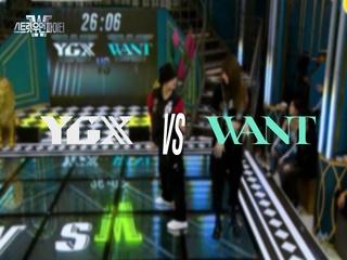 [1회/풀캠] YGX 리정 vs 원트 이채연 @약자 지목 배틀 Full Cam