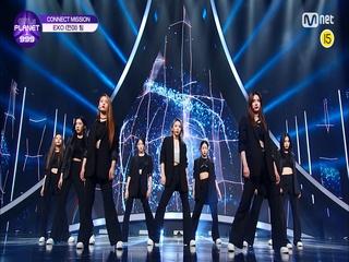 [4회] WE ARE TOP! 'Red Moon' ♬전야_EXO @CONNECT MISSION