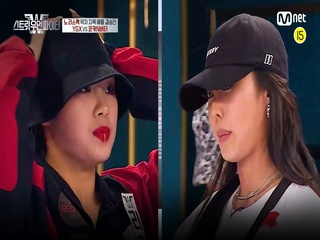 [2회] 최종 승리를 거머쥘 숨막히는 마지막 접전! YGX 리정 vs 코카N버터 비키 @약자 지목 배틀 결승전