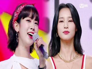 찐친 케미 '황우림&강혜연'의 '왜 불러 (With. 마리아)' 무대