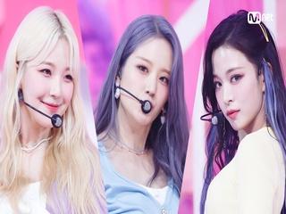 '최초 공개' 청량미 UP! '프로미스나인'의 'Talk & Talk' 무대