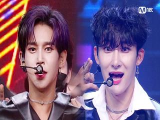 독특 매력 ′BZ-BOYS(청공소년)′의 ′Close Your Eyes′ 무대