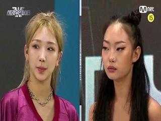 [3회] ♨지키느냐 뺏느냐♨ 최종 후보들의 치열한 각축전! @ 메인 댄서 선발전(서브 계급) 2차