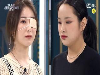 [3회] 물러설 수 없는 승부! 훅 선윤경 vs 원트 이채연 @어시스트 계급 워스트 지목 배틀