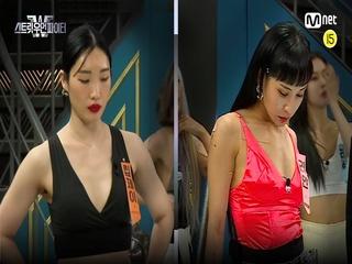 [3회/비교캠] 〈계급 미션〉 메인 댄서 선발전 l 세컨드 계급 (립제이 vs 리안)
