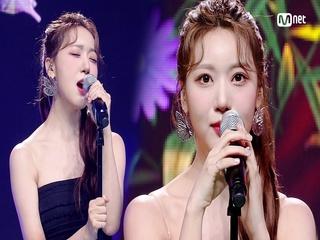 힐링 보이스 '홍주현'의 'FLOWER' 무대