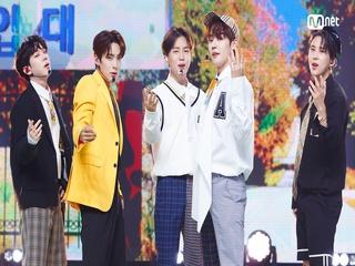 '최초 공개' 청량 소년美 '에이스'의 'Changer' 무대