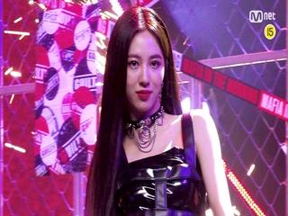[999 하이라이트] K-GROUP   허지원 HUH JI WON @COMBINATION MISSION