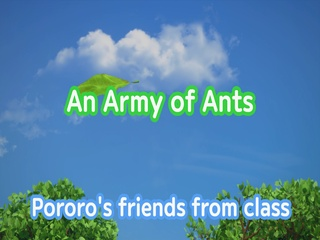 An Army of Ants
