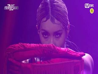 [4회] ′엣지 있는 안무는 저희가 잘하죠′ 라치카 댄스 비디오 @K-POP 4대 천왕 미션
