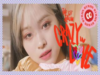 CRAZY IN LOVE (#RYUJIN) (Photobook Preview)