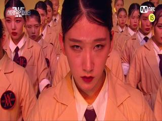 [5회] ′말그대로 하나의 작품′ 프라우드먼 퍼포먼스 비디오 @메가 크루 미션
