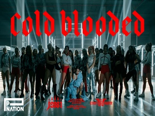 Cold Blooded (With 스트릿 우먼 파이터 (SWF))