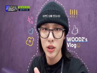 WOODZ(조승연)이 알려주는 이번 주 엠카운트다운 라인업은?