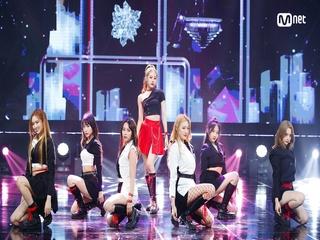 'SPECIAL STAGE' '걸스플래닛999:소녀대전 - 7 LOVE Minutes'의 'U+Me=LOVE' 무대