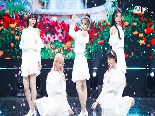 'SPECIAL STAGE' '걸스플래닛999:소녀대전 - Unicorn'의 'Utopia' 무대