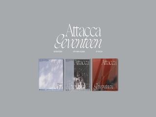 SEVENTEEN (세븐틴) 9th Mini Album 'Attacca' (Physical Album Preview)