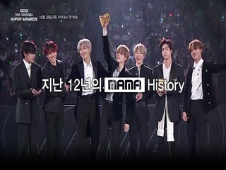 'MAMA를 거치지 않는 K-POP 스타는 없다' [MAMA:THE ORIGINAL K-POP AWARDS] 10/28 (목) 저녁 8시 첫 공개
