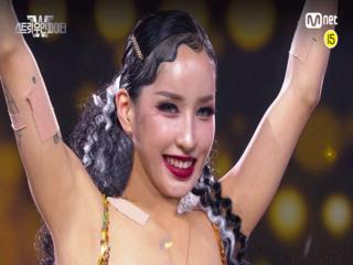[9회] '흥겨운 라틴 댄스에 들썩들썩↗' 라치카 퍼포먼스 비디오 @컬러 오브 크루 미션