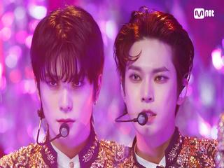 '최초 공개' 모두의 페이보릿?? 'NCT 127'의 'Prologue + Favorite (Vampire)' 무대