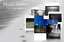 [Music Gallery] The Pack : Season I