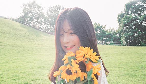 새봄, 새 싱글 [서른에게] 자켓 촬영 현장 & 작사 이야기