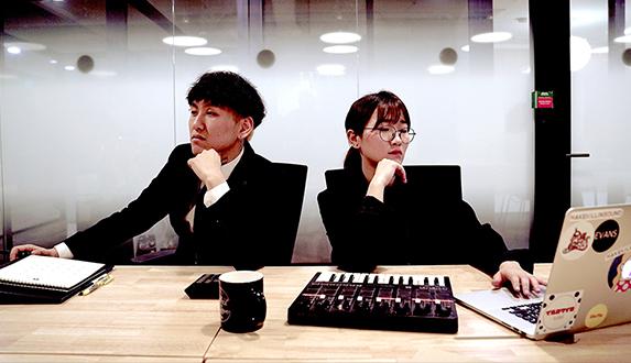 퓨전재즈듀오 MKS의 새 싱글 [11시 38분] 작업기