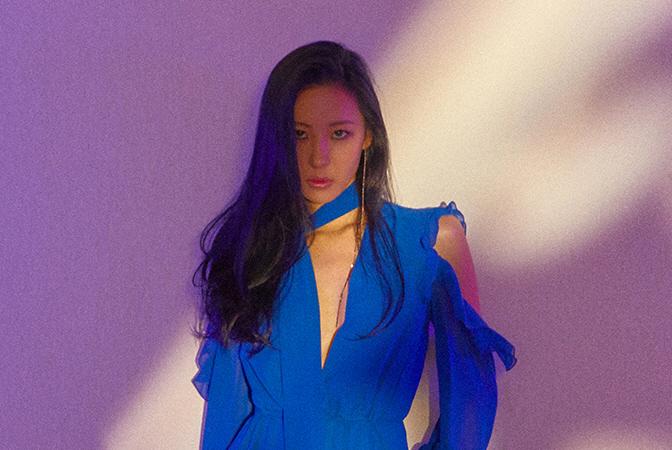 """선미 컴백! '가시나'의 프리퀄, """"진짜 '주인공'은 너였어"""""""