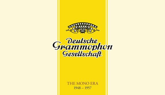 도이치 그라모폰 - 아련한 옛 기억, 모노녹음 스페셜