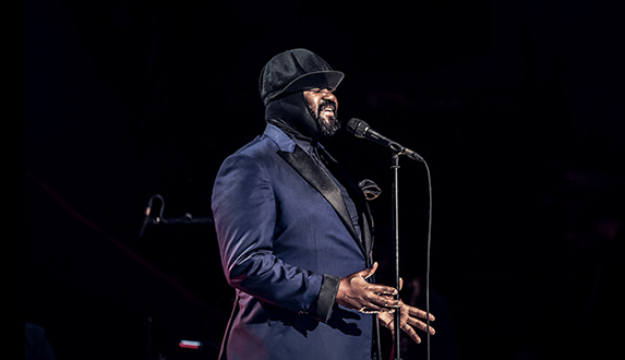 Gregory Porter, 첫 공연 앨범 [One Night Only] 이야기