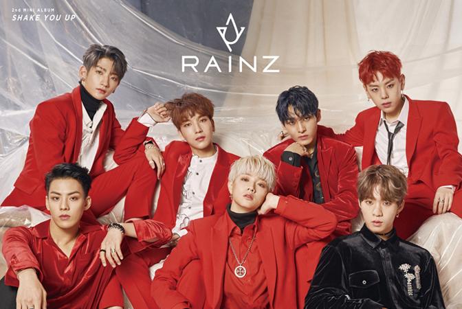 7인 7색 레인즈(RAINZ), 소년에서 남자로 반전매력 컴백!