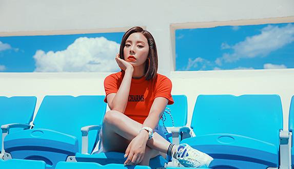 레이디스 코드의 리더 '애슐리'의 톡 쏘는 탄산 같은 첫 솔로앨범