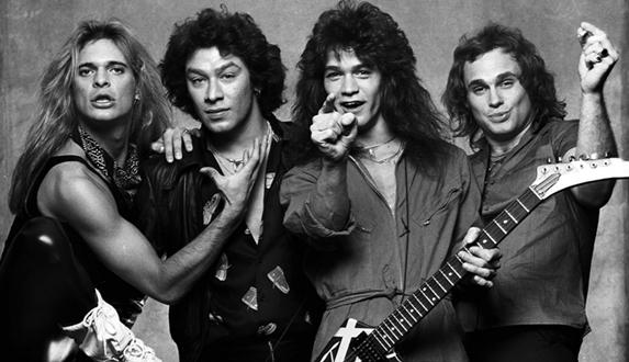 헤비메탈의 패러다임을 뒤바꾼, 밴 헤일런(Van Halen)