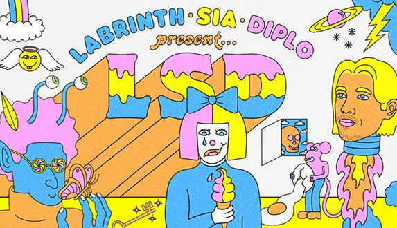이름만 들어도 설레는 전대미문 콜라보레이션 프로젝트 그룹 LSD