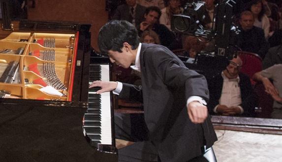 스무 살의 빛나는 신성, 피아니스트 '에릭 루' 국내 첫 리사이틀!