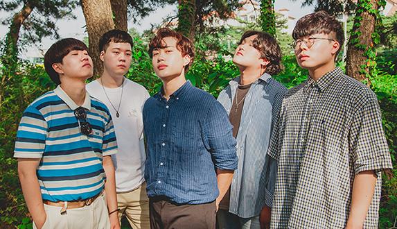솔직한 위로의 노래, '우리같은사람들'의 새 싱글 [잠수] M/V 촬영 현장