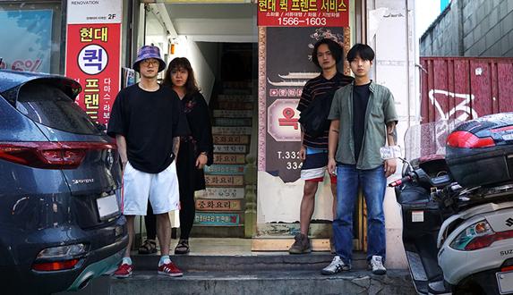 밴드 Stainpulse(스테인펄스)의 새로운 멤버, 새로운 싱글 [overrun]