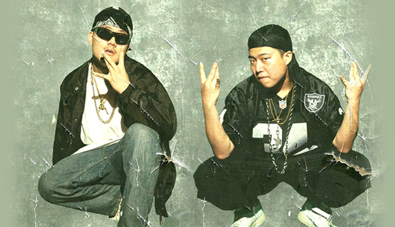 G-funk 로 뭉친 두 뮤지션, Hookuo & 담예 [Greatest Hits] 발매