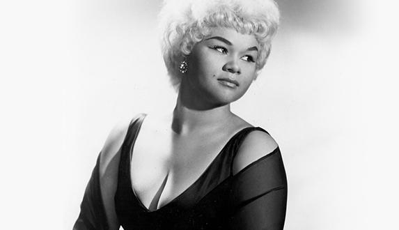 블루스의 여왕, 에타 제임스(Etta James)