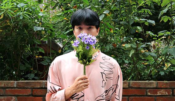 강효준, 꽃보다 아름다운 첫 번째 싱글 [꽃] 발매 인터뷰