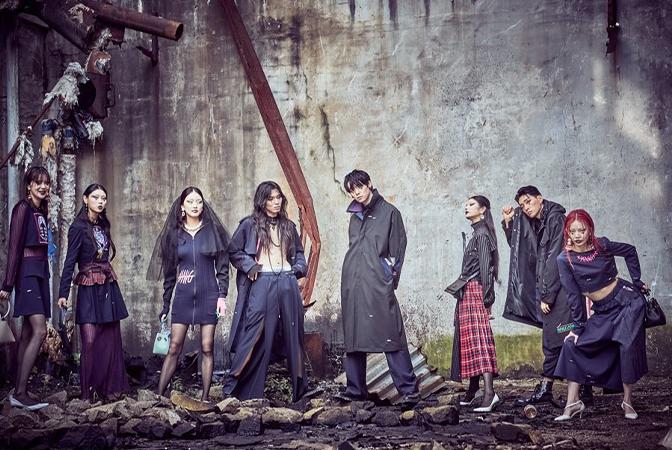 'MAN.G X 0Flava', 음악&패션쇼 콜라보레이션