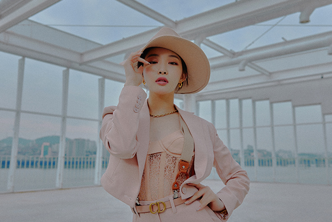 청하 X 세계적인 DJ & 프로듀서 'R3HAB' 콜라보!