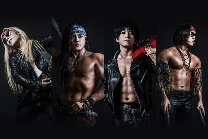 독보적 컨셉의 헤비메탈 밴드 '피해의식'